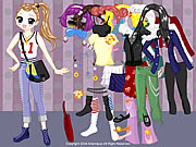 Click to Play All Styles Dress up