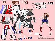 Click to Play Dress Up Myuu