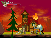 Click to Play Armadillo Knight