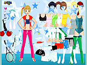 Click to Play All Sports Dressup