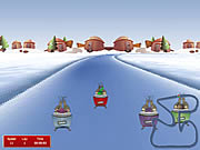 Click to Play Christmas Race