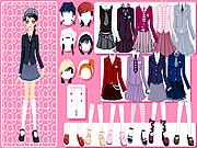 Click to Play School Uniform Dressup 2