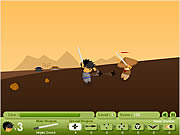 Click to Play Ninja Quest