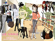 Click to Play Cafe Dressup 2