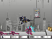 Click to Play Robots War