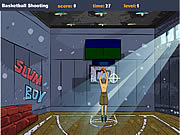 Click to Play Basketball Shooting