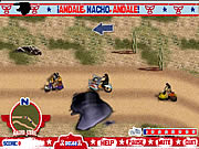 Click to Play Nacho Libre: Andale, Nacho, Andale