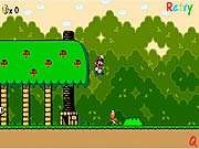 Click to Play Super Mario Vetorial World