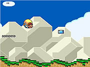 Click to Play Super Marioworld Cape Glide