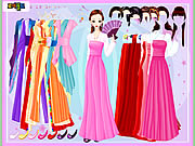 Click to Play Gown and Robe Dressup