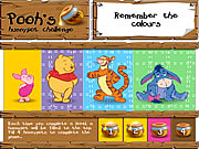 Click to Play Pooh's Hunnypot Challenge