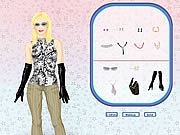 Click to Play Paris Hilton Makeup
