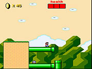 Click to Play New Super Mario World