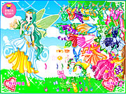 Click to Play Fairy Dressup 3