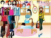 Click to Play Unique Fashion Dress Up
