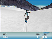 Click to Play Snow Boarder XS