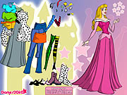 Click to Play Dressup Sleeping Beauty