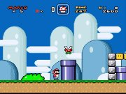 Click to Play Super Mario World Jigsaw