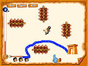 Click to Play Aladdin's A-maze-ing Map