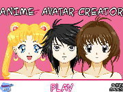 Click to Play Anime Avatar Creator