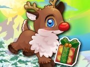 Click to Play Baby Rudolph Run