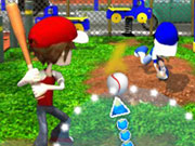 Click to Play Baseball Blast