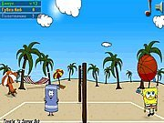 Click to Play Beach Volleyball-Game