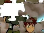 Click to Play Ben 10 - 2 Puzzle