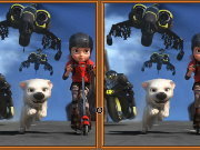 Click to Play Bolt Spot the Difference
