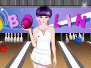 Click to Play Bowling Girl