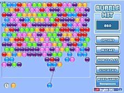 Click to Play Bubble Hit