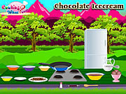 Click to Play Chocolate Icecream