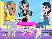 Click to Play Coffee Shop Dressup
