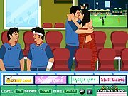 Click to Play Cricket Kiss