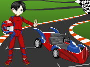 Click to Play Customize Your Go-Kart
