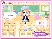 Click to Play Dress Up School Girl