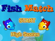 Click to Play Fish Match