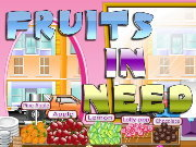 Click to Play Fruits in Need