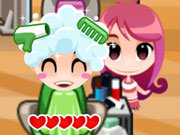 Click to Play Hair Salon Kids