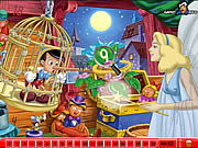 Click to Play Hidden Numbers - Pinocchio