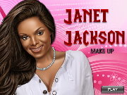 Click to Play Janet Jackson Makeup