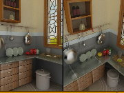 Click to Play Kitchen Spot the Difference