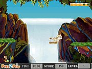 Click to Play Kitty Jump Game