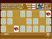Click to Play Lilo & Stitch - Memory Match-Up