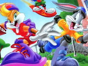 Click to Play Looney Tunes Find the Alphabets