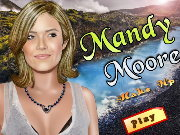Click to Play Mandy Moore Makeup