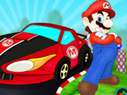 Click to Play Mario Drift