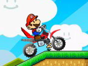 Click to Play Mario Motocross Mania 2