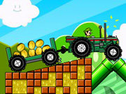 Click to Play Mario Tractor 4