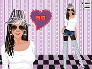 Click to Play Megan Fox Dress Up